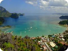 honeymoon in El Nido