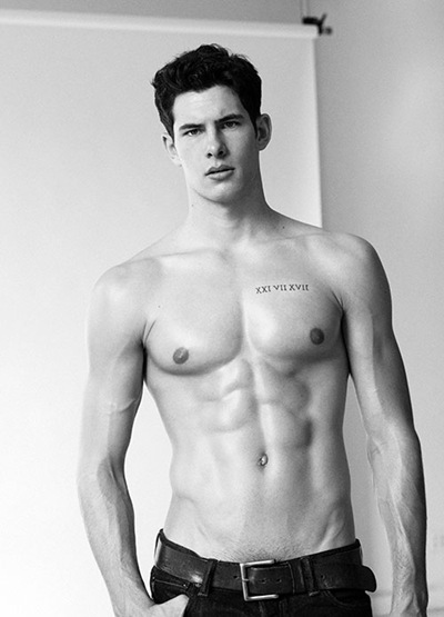 Adrien France @Soul/Elite London by Greg Vaughan, February 2012