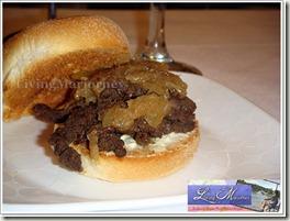 Lauren De Guzman's Bistek Cheese Steak with Kesong Puti and Milkshake