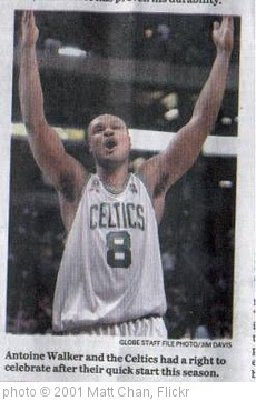 'Celtics' photo (c) 2001, Matt Chan - license: https://creativecommons.org/licenses/by-nd/2.0/