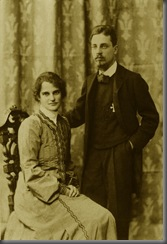Rainer Maria Rilke and Clara Westhoff