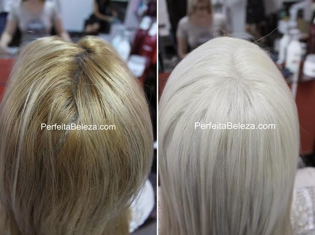 raiz platinada, cabelo loiro perfeito, descoloração total, loiras platinadas