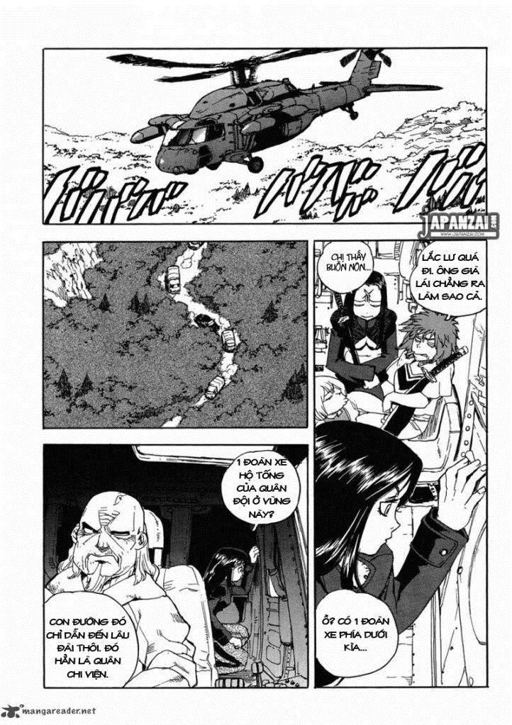 Aiki chap 89 - Trang 14