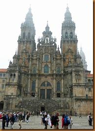 Santiago, cathedral N