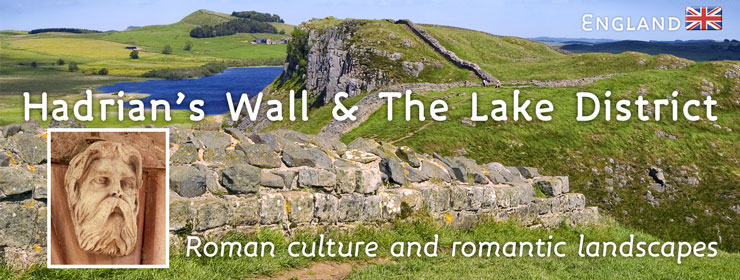 England - Hadrian\'s Wall | http://www.thewayfarers.com/walking-tours/uk-walking-tours/hadrians-wall-and-the-lake-district/