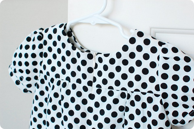 polka dot dress (1)