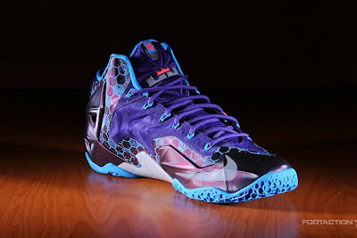 nike lebron 11 gr summit lake hornets 8 05 Release Reminder: LeBron 11 Hornets Buzz In Tomorrow