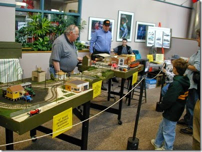 The Milwaukee Electric Railway & Transit Historical Society at TrainTime 2001
