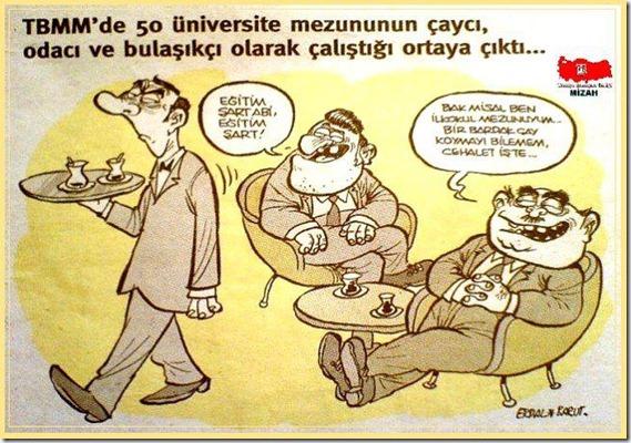 Siyasi Karikatür