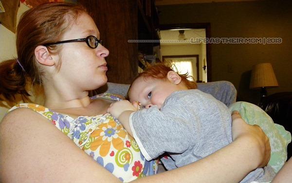 sick boy - life as their mom