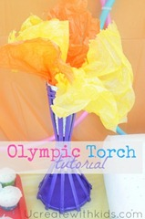 Olympic Torch Tutorial
