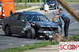 Car Into Pole In Front Of 164 East Eckerson Rd - DSC_0045.JPG