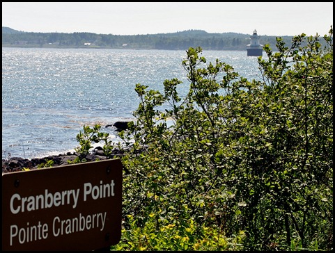 06c - Cranberry Point and Spark Plug Lighthouse
