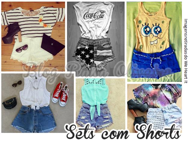 Sets shorts