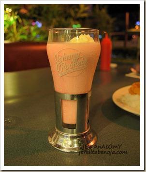 johnny rockets, restaurant, burger, fries, milk shake