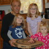 WBFJ Cici's Pizza Pledge - Bannister Christian Academy - Mrs. Bannister's K-2 Grade Class-11-6-13