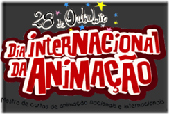 Logomarca do Dia Internacional da Animação 2011