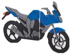 Microware Motorbike Shape Designer 4 GB Pendrive