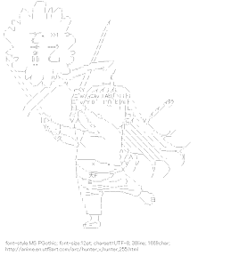[AA]Kite (Hunter x Hunter)