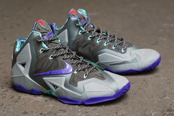 China8217s Nike LeBron XI 8220Terracotta Warrior8221 8211 New Images