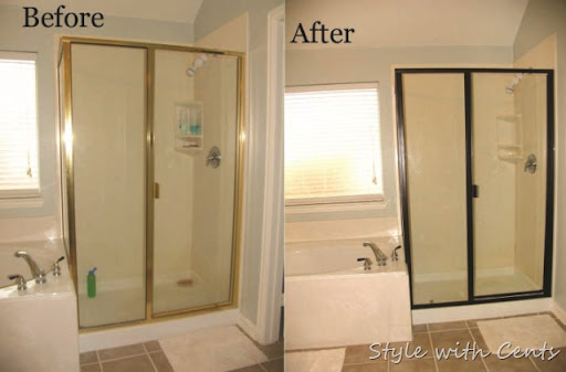 master bathroom oil rubbed bronze renovation before after3