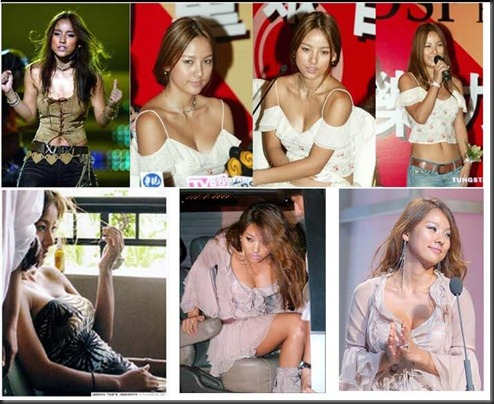 LEE HYORI NOW