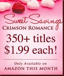 Crimson Romance Sale
