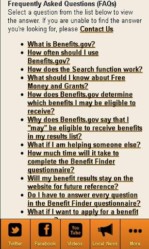 【免費教育App】Unemployment Benefits By State-APP點子
