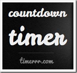 Timerrr.com logo