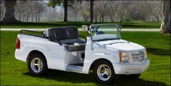 most luxurious golf carts to in style 02