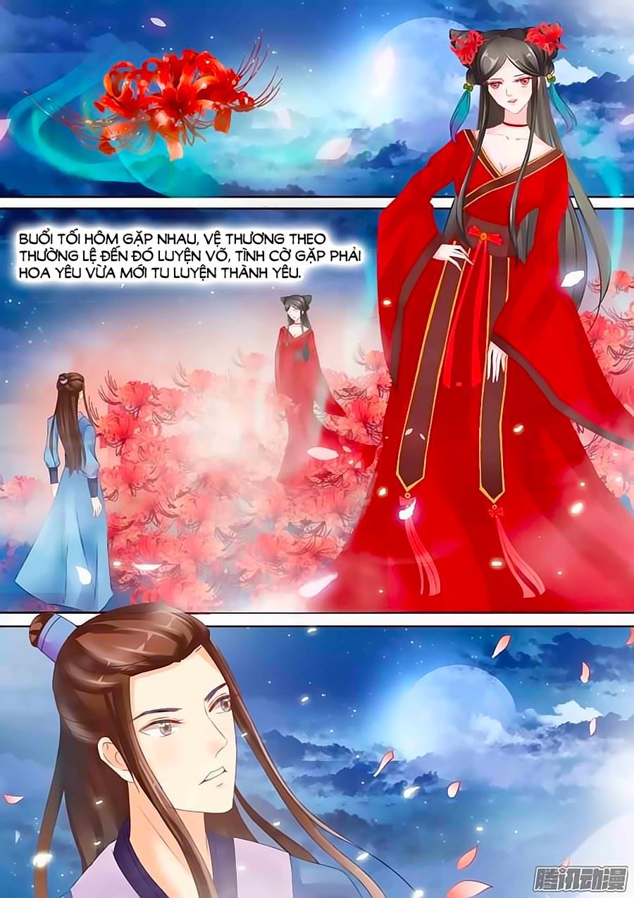 Chiêm cốt sư – chap 13