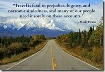 Twain travel