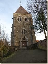 Fexhe-le-haut-Clocher: de Sint-Martinuskerk