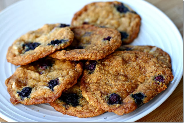 Salted Caramel, Blueberry, Coconut-Corn Flake Cookies2