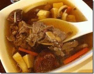 Resep Sup Gyuniku Berkuah Spesial