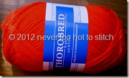 2012 Thorobred 8ply Red
