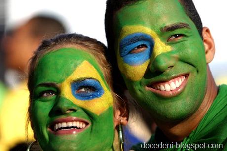 Rio de Janeiro (RJ), 20/06/2010, Brasil x Costa do Marfim
