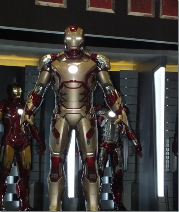 IronMan front