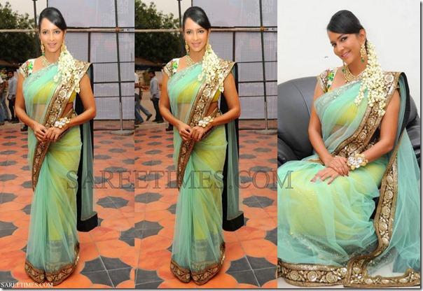 Lakshmi_Prasanna_Shimmer_Sari