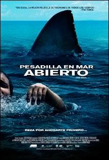 Poster de Pesadilla en Mar Abierto
