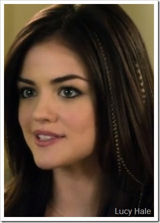 Aria (Lucy Hale)