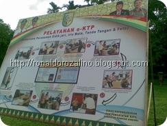 Pembuatan E- KTP (KTP Elektronik) di Kecamatan Kuantan Tengah Kab.Kuansing Prov.Riau 10