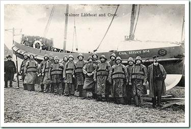 walmer crew 1910