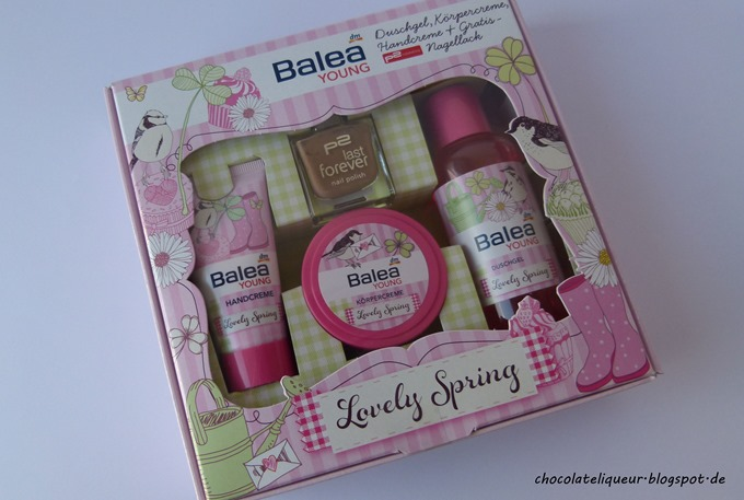 Balea Young Lovely Spring Set
