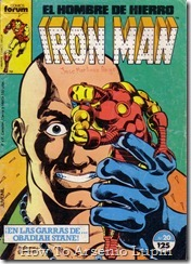 P00062 - El Invencible Iron Man #168