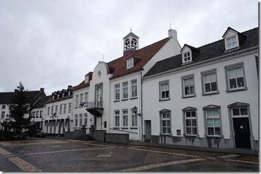 教会の前に観光案内所(VVV)がある。
