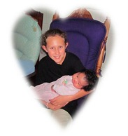 Presley and baby