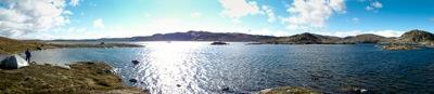 Dragiedfjorden panorama
