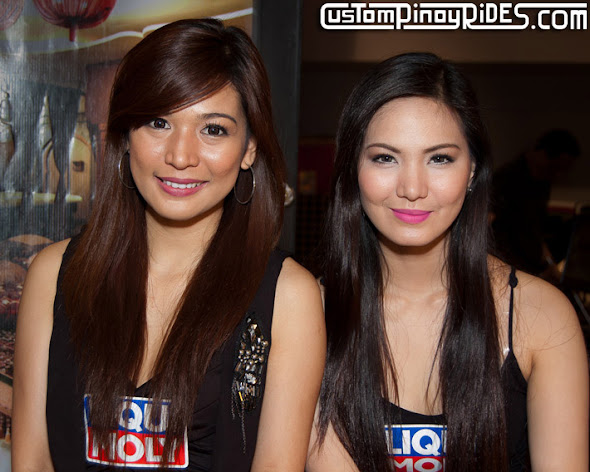 Photography by I AM THE aSTIG 2011 Manila Auto Salon Models pic2