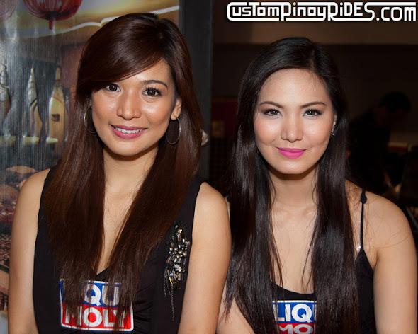 Photography by I AM THE aSTIG 2011 Manila Auto Salon Models pic2